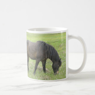 The Iceland horse Coffee Mug