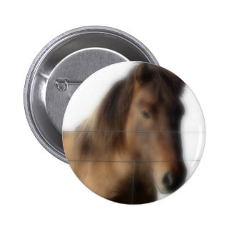 The Icelandic Horse - A Real Friend Pin