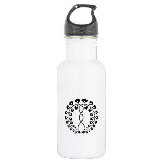 The Ichijo rattan 532 Ml Water Bottle
