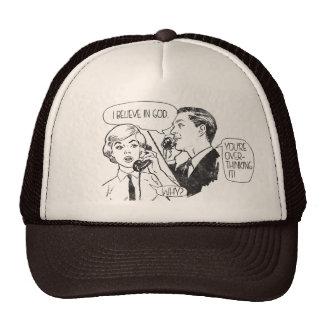 The Ignorance of Belief Trucker Hats