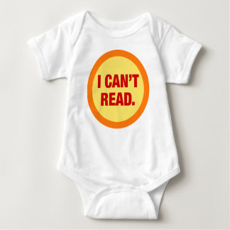 The Illiteracy Epidemic Baby Bodysuit