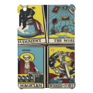 THE ILLUMINATI CARD GAME iPad MINI COVER