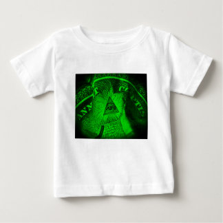 The Illuminati Eye Baby T-Shirt