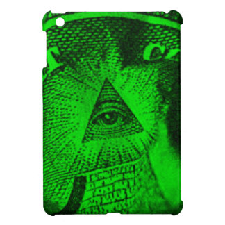 The Illuminati Eye Case For The iPad Mini