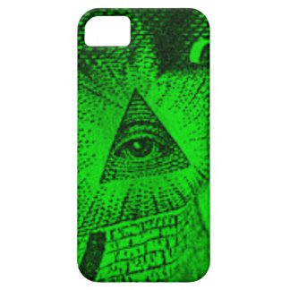 The Illuminati Eye iPhone 5 Cover