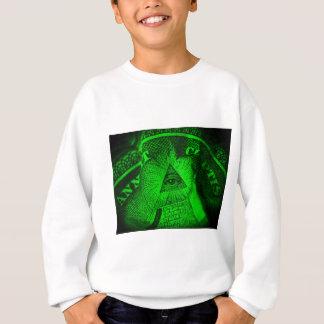 The Illuminati Eye Sweatshirt