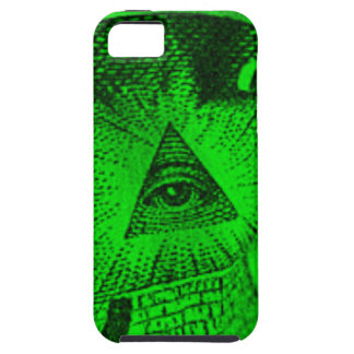 The Illuminati Eye Tough iPhone 5 Case