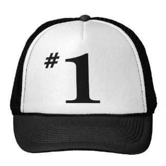 "The ""I'm #1"" Hat"