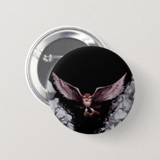 The Immortal Bird, Rowling 6 Cm Round Badge