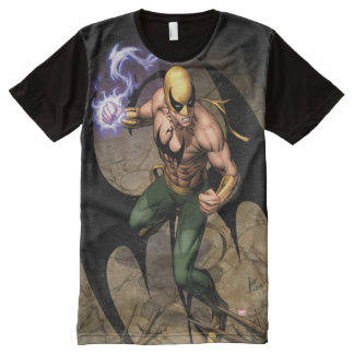 The Immortal Iron Fist All-Over Print T-Shirt