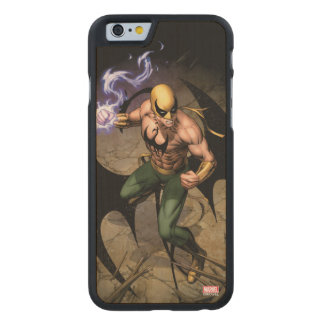 The Immortal Iron Fist Carved Maple iPhone 6 Case