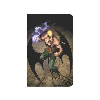 The Immortal Iron Fist Journal