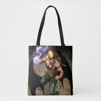 The Immortal Iron Fist Tote Bag
