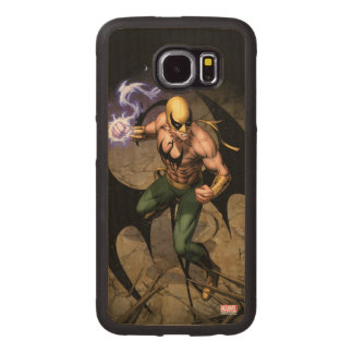 The Immortal Iron Fist Wood Phone Case