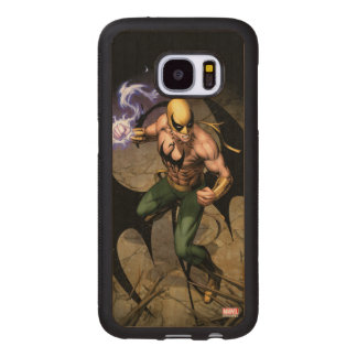The Immortal Iron Fist Wood Samsung Galaxy S7 Case