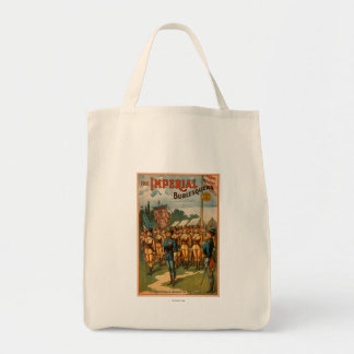 The Imperial Burlesquers Female Soldiers Play Tote Bag