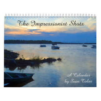 The Impressionist Shots: A Calendar by Sean Toler