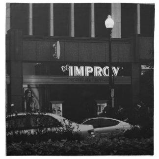 The Improv Napkin