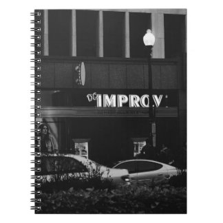 The Improv Notebook
