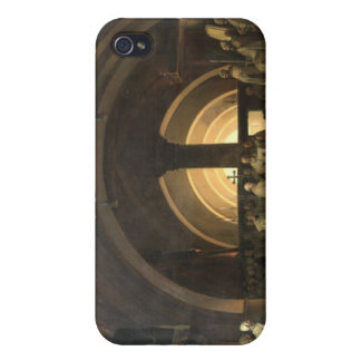 The Inauguration of Jacques de Molay iPhone 4 Case