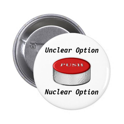 The Incredible 2 Letter Twist Pinback Button