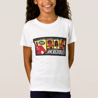 The Incredible Family Disney T-Shirt