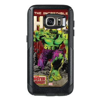 The Incredible Hulk Comic #105 OtterBox Samsung Galaxy S7 Case