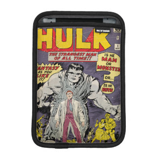 The Incredible Hulk Comic #1 iPad Mini Sleeve