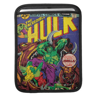The Incredible Hulk Comic #202 iPad Sleeve