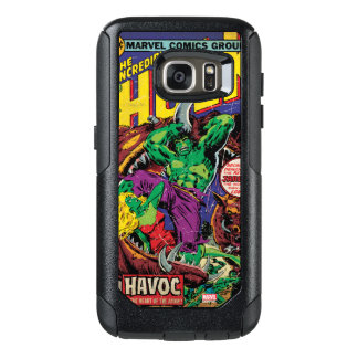 The Incredible Hulk Comic #202 OtterBox Samsung Galaxy S7 Case