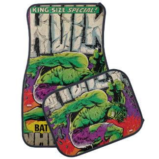 The Incredible Hulk King Size Special #1 Car Mat