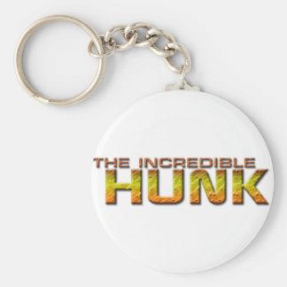 The Incredible Hunk Key Chain