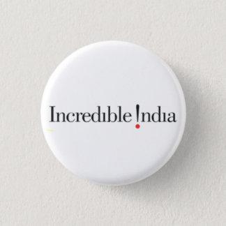 The Incredible India Button