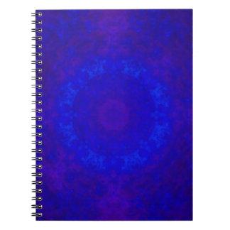 The Indigo Dreamer Journal Spiral Note Book