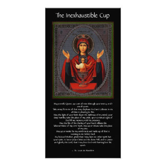 The Inexhaustible Cup Photo Greeting Card
