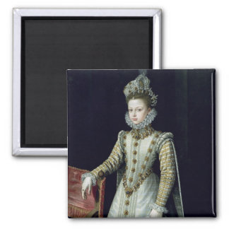 The Infanta Isabel Clara Eugenie  1579 Magnet