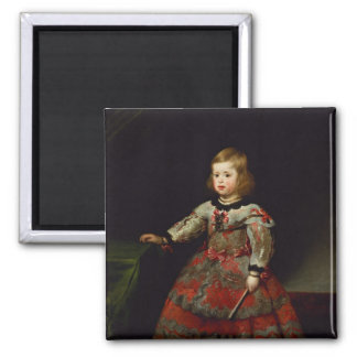 The Infanta Maria Margarita  of Austria Magnet