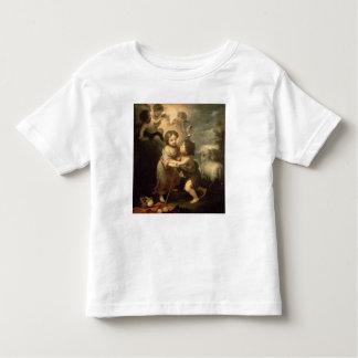 The Infants Christ and John the Baptist Toddler T-Shirt