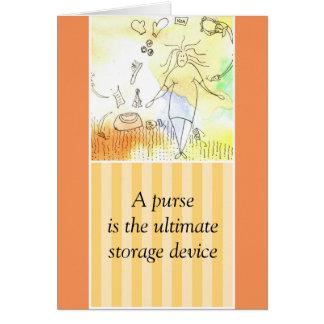 The Infinite Purse Card