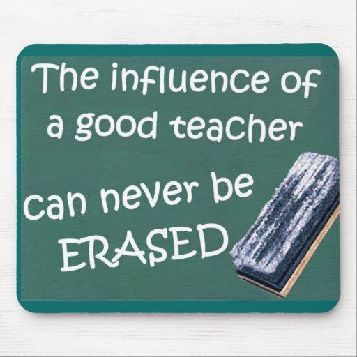 The Influence Of A Good Teacher Mouse Mats