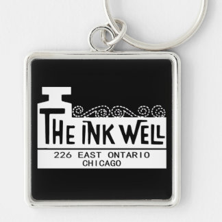 The Ink Well Nightclub, Chicago, IL Key Ring
