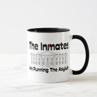 The Inmates Are Running The Asylum Mug