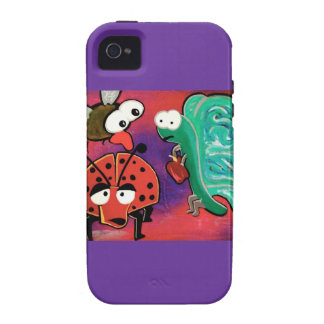 The insect crew iPhone 4 case