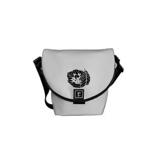 The insect ku it is and breaks Kashiwa Messenger Bag