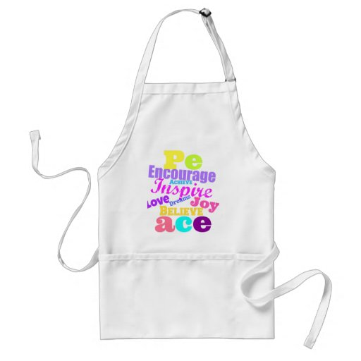 The Inspire Collection Apron