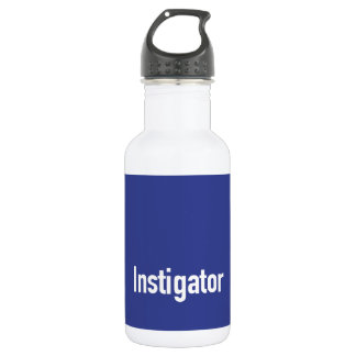 'The Instigator' water bottle 532 Ml Water Bottle