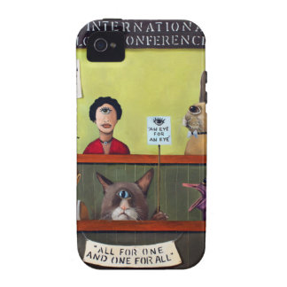 The International Cyclops Conference iPhone 4 Cases