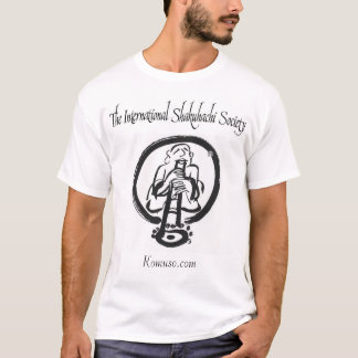 The International Shakuhachi Society T-Shirt