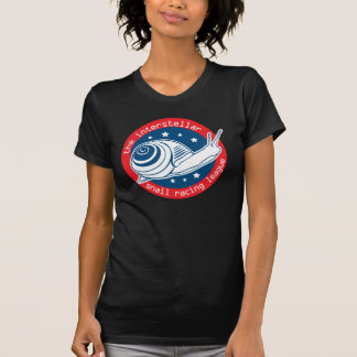 The Interstellar Snail Racing League Shirt