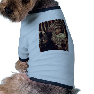 The Intervention Of Micheletto As Cotignola Detail Pet Tshirt